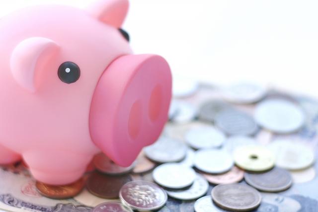豚ちゃんの貯金箱